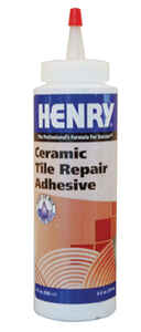 Henry  Ceramic Tile Repair Adhesive  6 oz.
