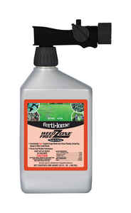 Ferti-Lome  Weed Free Zone  RTS Hose-End Concentrate  32 oz.