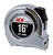 Ace  16 ft. L x 0.75 in. W Tape Measure  1 pk