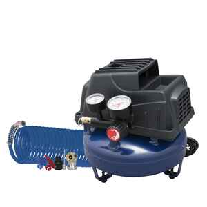Campbell Hausfeld  Portable Air Compressor  110 psi 0.3 hp 1 gal.