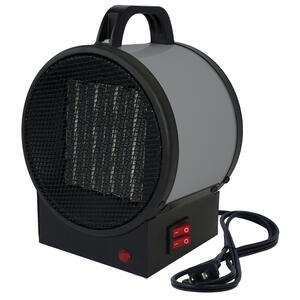 King Electrical  150 sq. ft. Electric  Ceramic  Utility Heater  5100 BTU