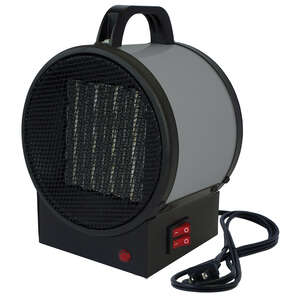 King Electrical  150 sq. ft. Electric  Ceramic  Utility Heater