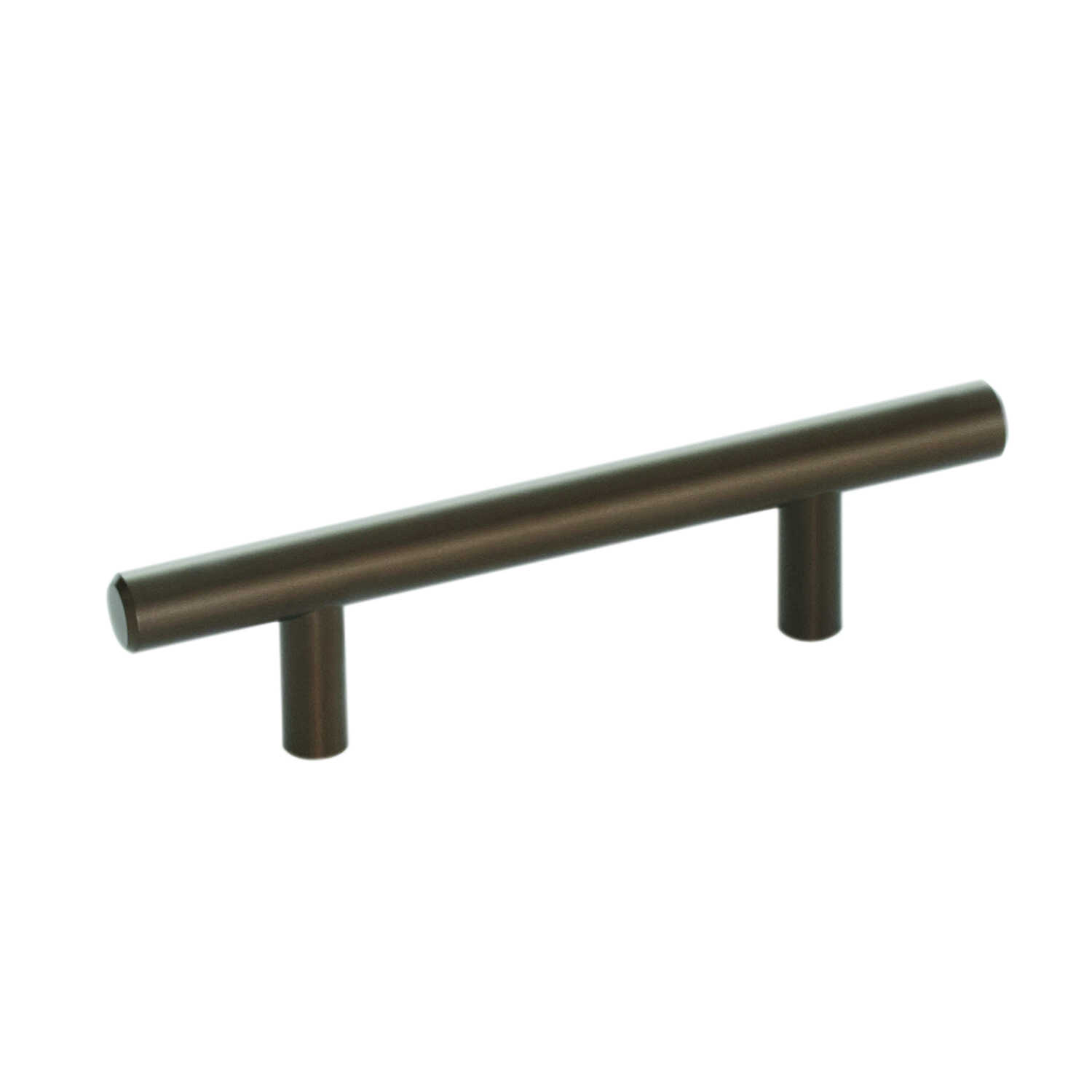 Amerock  Bar  Cabinet Pull  3 in. Caramel Bronze  Brown  1 each