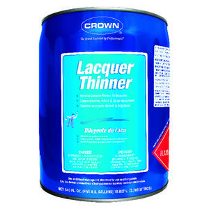 Crown  Lacquer Thinner  5 gal.