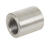 Smith-Cooper  1-1/2 in. FPT   x 1-1/4 in. Dia. FPT  Stainless Steel  Reducing Coupling