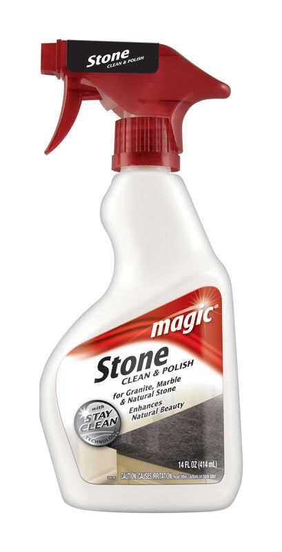 Magic  Citrus Scent Granite Cleaner and Polish  14 oz. Spray