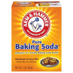 Arm & Hammer Baking Soda No Scent Cleaner and Deodorizer Powder 1 lb.