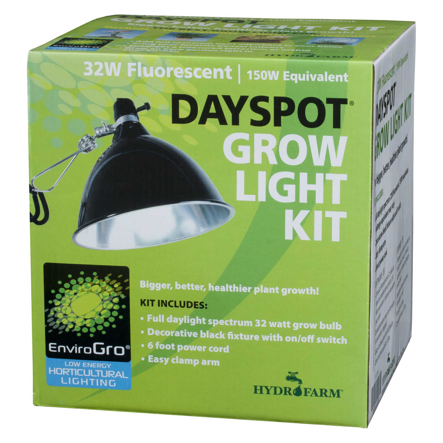 Hydrofarm  Grow Light Kit
