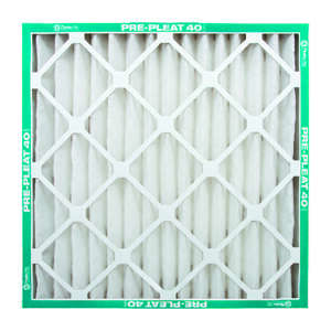 Flanders-Percisionaire  24 in. H x 20 in. W x 2 in. D Synthetic  Air Filter