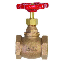 BK Products  ProLine  1-1/4 in. FIP  Brass  Globe Valve