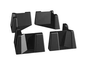 WeatherTech  CargoTech  Black  Cargo Containment System  1 set