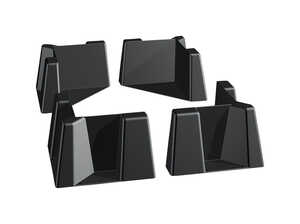 WeatherTech  CargoTech  Cargo Containment System  1 set Black