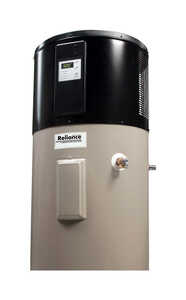 Reliance  Electric  Hybrid Water Heater  69 in. H x 26-1/2 in. L x 26-1/2 in. W 80 gal.
