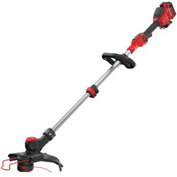 Craftsman  Brushed  Rotating Shaft  Battery  String Trimmer