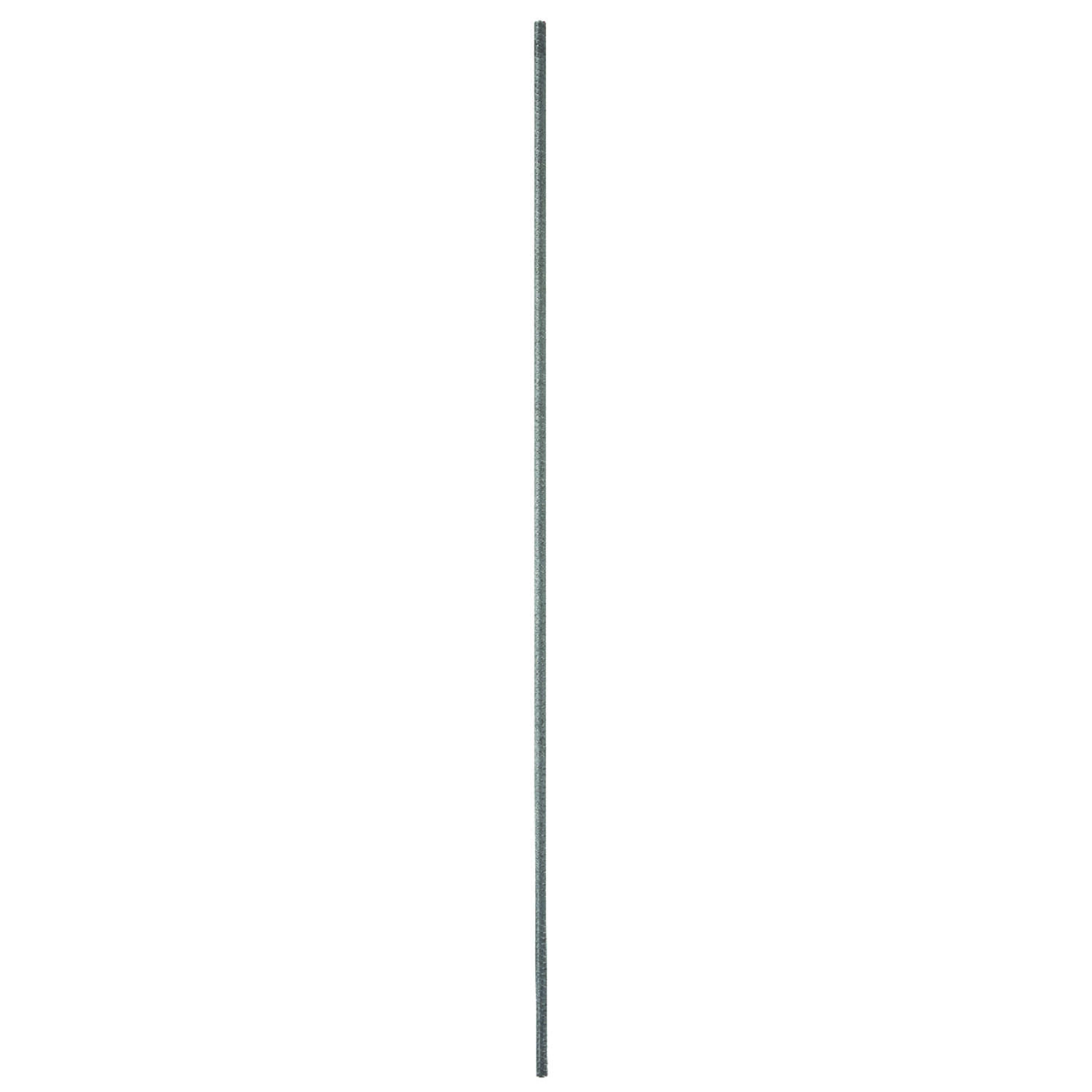 Boltmaster  1/2 in. Dia. x 48 in. L Steel  Weldable Unthreaded Rod