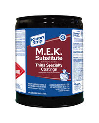 Klean Strip Methyl Ethyl Ketone Substitute 5 gal.