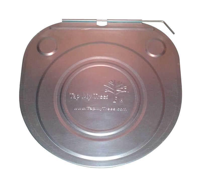 Tap My Trees  Maple Sugaring Metal Lid For Bucket  2 gal.