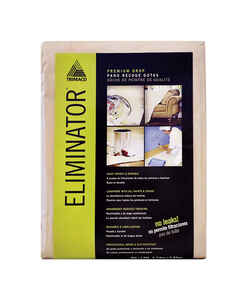 Eliminator  Heavy Weight  Canvas  12 ft. L x 9 ft. W Drop Cloth