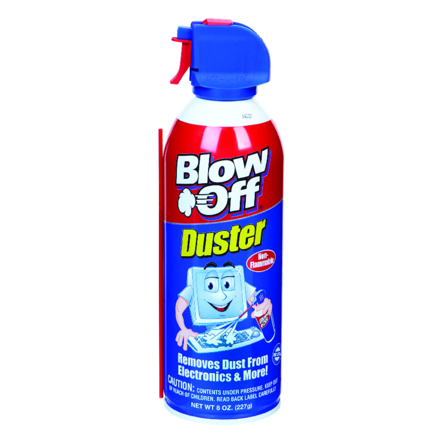 Blow Off  134a  Air Duster  8 oz.