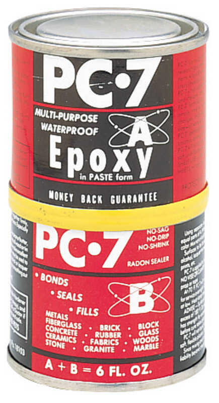 PC-7  Multi-Purpose  Super Strength  Epoxy  8 oz.