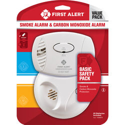 First Alert Battery Smoke and Carbon Monoxide Detector