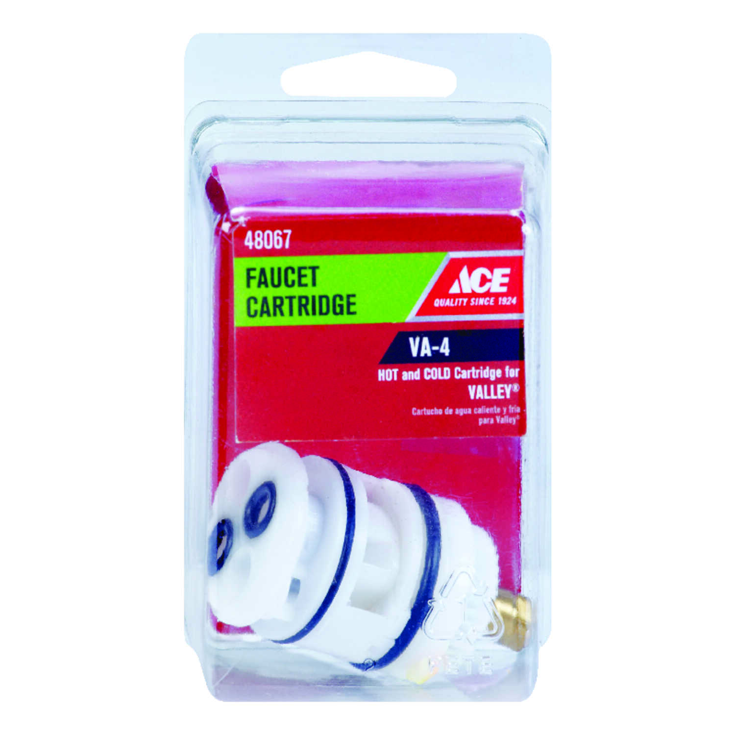Ace  Hot and Cold  VA-4  Faucet Cartridge  For Valley