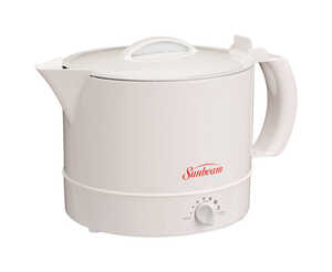 Sunbeam Hot Pot Express 32 oz. White 1,000 watts
