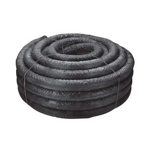 ADS  Polyethylene  Corrugated Drainage Tubing With Sock