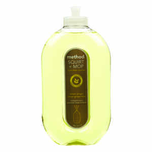 Method  Lemon Ginger Scent Floor Cleaner  Liquid  25 oz.