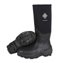 The Original Muck Boot Company  Arctic Sport  Men's  Boots  10 US  Black