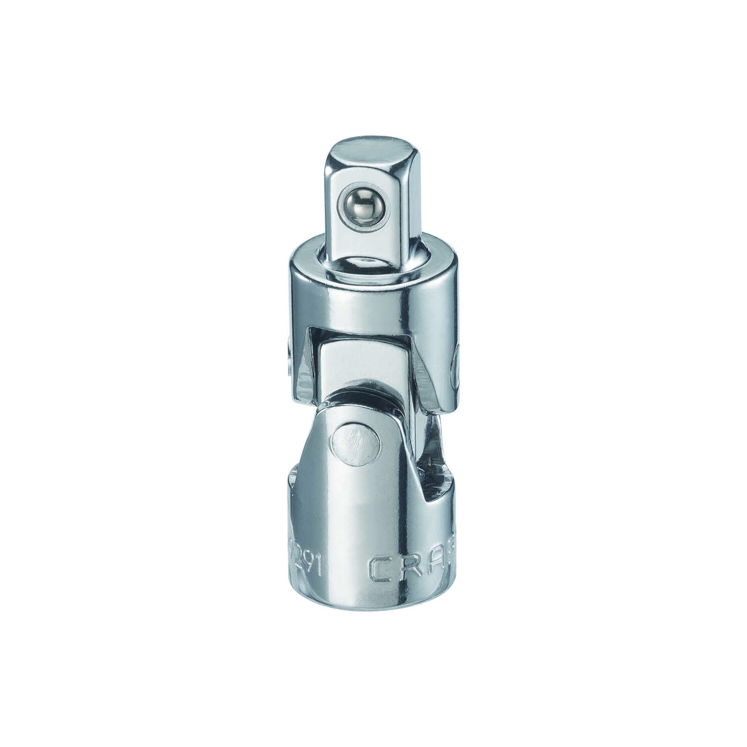 Craftsman  0.375 in. L x 3/8 in. Drive in.  Universal Joint  Alloy Steel  1 pc.