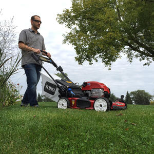Toro  Personal Pace  163 cc Self-Propelled  Lawn Mower