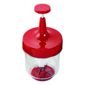 Good Cook  Red/Clear  Food Chopper