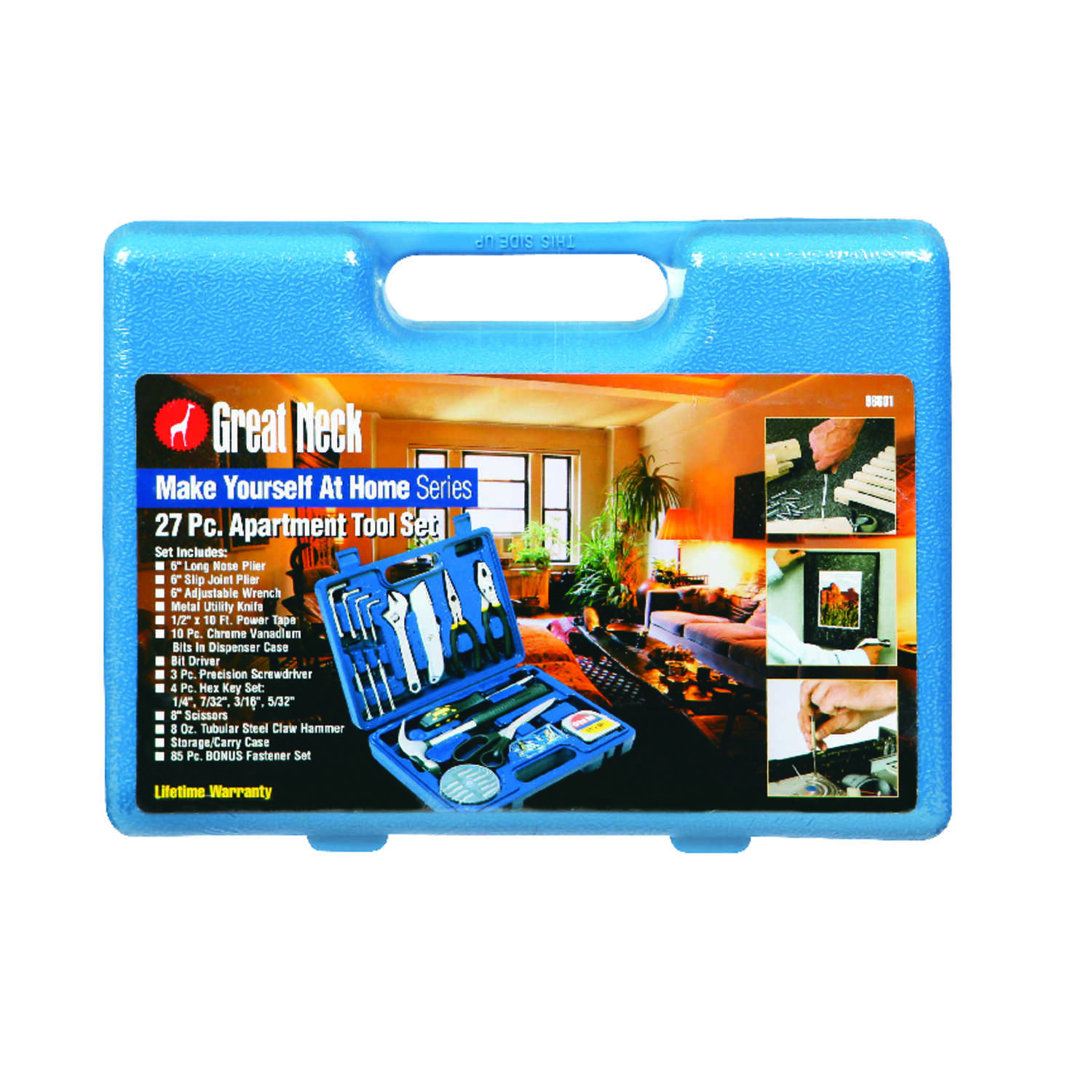 Great Neck  27 pc. Multi-Bit Screwdriver Set