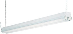 Lithonia Lighting  48 in. 68 watt Fluorescent  2 lights Shop Light