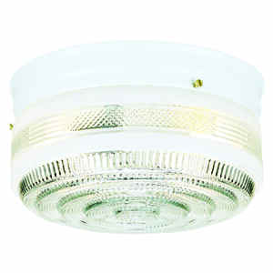 Westinghouse  5 in. H x 8.75 in. L x 8-3/4 in. W Ceiling Light