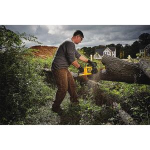 DeWalt  Flexvolt  16 in. Battery Powered  Chainsaw