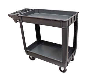 Steel Grip  40 in. L x 17 in. W x 32-1/2 in. H Rolling  Portable Service Cart