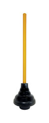 Cobra  Plunger with Wooden Handle  21 in. L x 6 in. Dia.