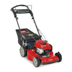 Toro  The Recycler  21462  22 in. 163 cc Gas  Self-Propelled Push Mower