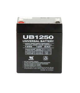 Universal Power Group  UB1250  5 amps Lead Acid Battery