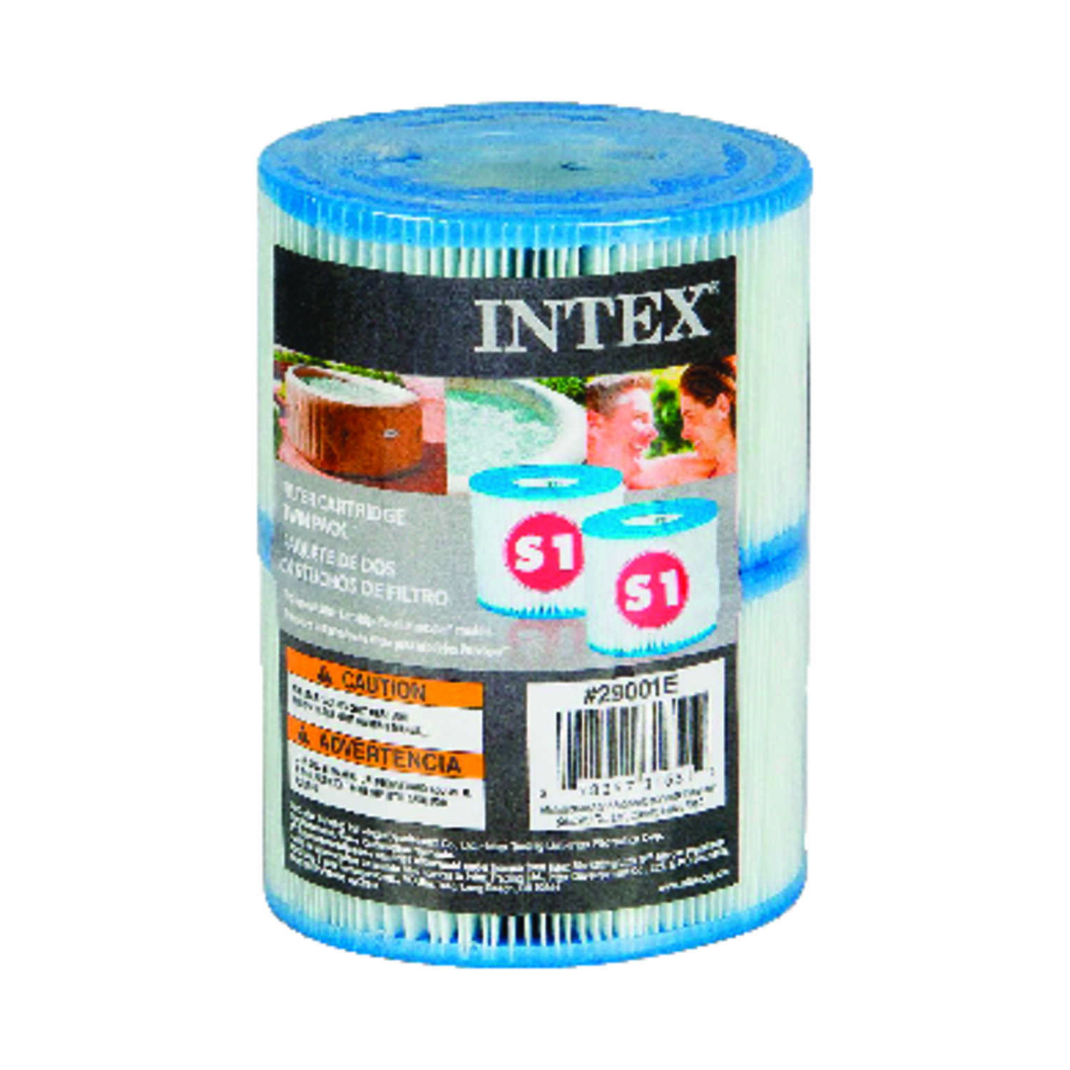 Intex  Pool Filter  2.8 in. H x 4.25 in. W x 4.25 in. L
