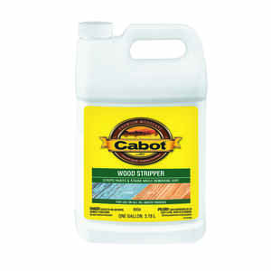 Cabot  Problem-Solver  Wood Stripper  1 gal.