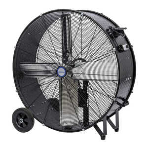 KOOL-FLO  42 in. 2 speed Electric  Drum Fan