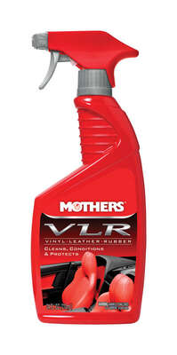 Mothers  VLR  Leather/Rubber/Vinyl  Cleaner/Conditioner  Spray  24 oz.