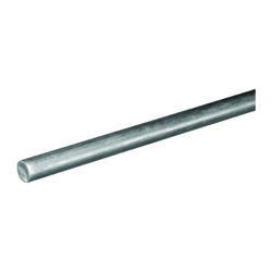 Boltmaster  5/16 in. Dia. x 36 in. L Steel  Unthreaded Rod