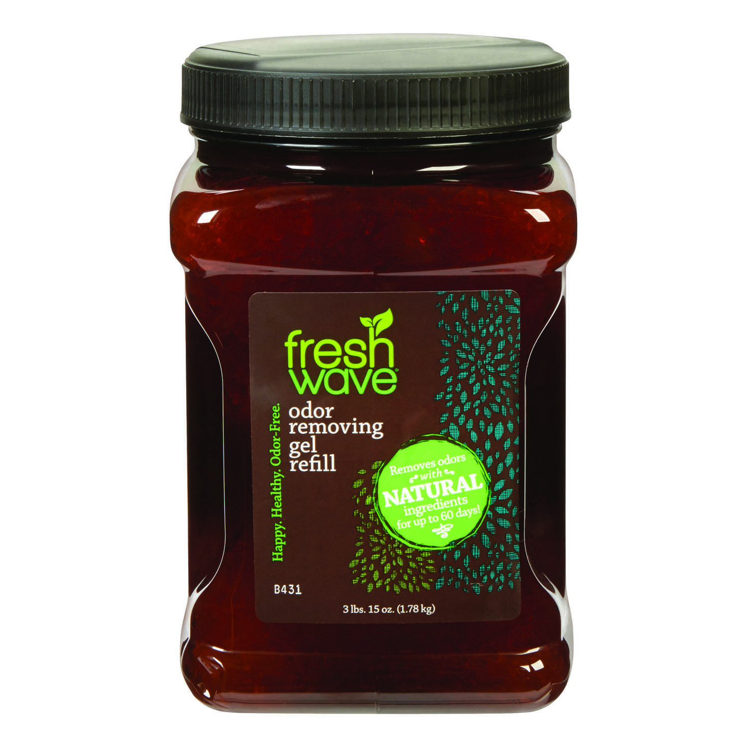 Fresh Wave  No Scent Odor Eliminator  3 lb. 15 oz.  Gel