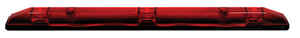 Peterson  Light Bar  Red  Rounded Rectangle