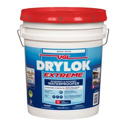 Drylok White Latex Waterproof Sealer 5 gal.