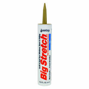Big Stretch  Big Stretch  Tan  Acrylic  Caulk  10.5 oz.